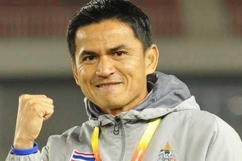Kiatisak đã hội quân cùng U23 Thái Lan