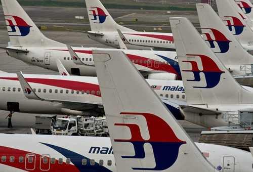 Biểu tượng của Malaysia Airlines