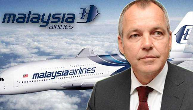 Chân dung vị CEO mới của Malaysia Airlines - Christoph Mueller