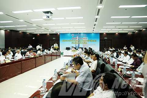 Chưa hài lòng với vị trí 'quán quân PCI' như hiện tại, Đà Nẵng tổ chức Họp bàn tìm giải pháp nâng cao hơn nữa chỉ số này
