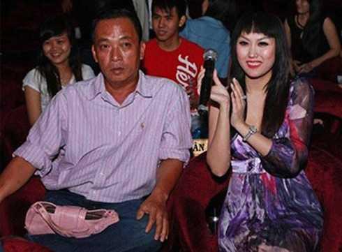 Phi Thanh Vân từng bị tố 'giật chồng'.