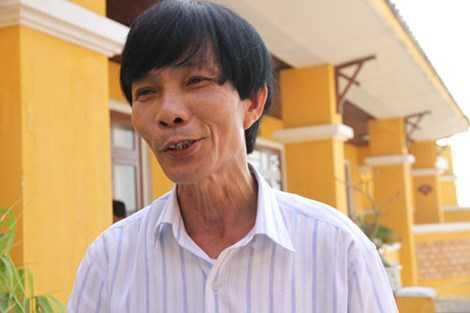 Ông Nguyễn Sự (Ảnh: Pháp luật TP.HCM)