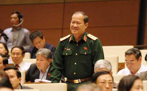 Trung tướng Bế Xuân Trường (Đoàn Bắc Kạn), Phó Tổng tham mưu trưởng Quân đội nhân dân Việt Nam