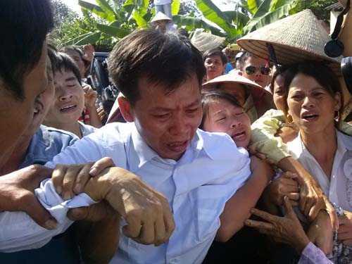 Ông Nguyễn Thanh Chấn đồng ý nhận số tiền bồi thường 7,2 tỷ đồng sau 10 năm bị ngồi tù oan