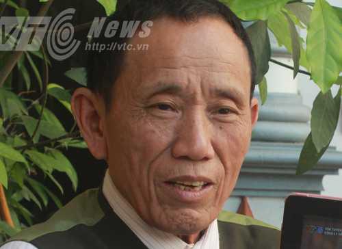 Ông Dương Văn Chuốt