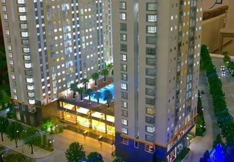 Trong đó, City Gate Towers thiết kế và xây dựng 2 tầng hầm, 2 khối đế thương mại, và 26 tầng căn hộ. Chiều cao công trình là 95m ( 3,4m/tầng).