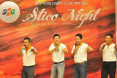STCo giúp các thành viên FPT xích lại gần nhau hơn