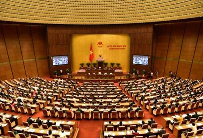 Kỳ họp thứ chín, Quốc hội khóa XIII