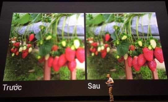 Bức ảnh Bkav sử dụng được lấy từ trên mạng và xử lý qua Photoshop