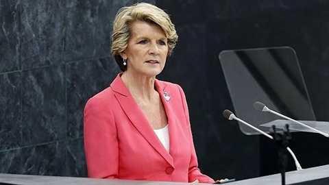 Ngoại trưởng Australia
