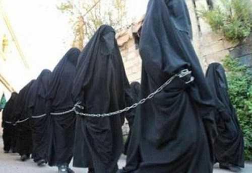 Các cô gái bị IS bắt làm nô lệ tình dục đều còn rất trẻ