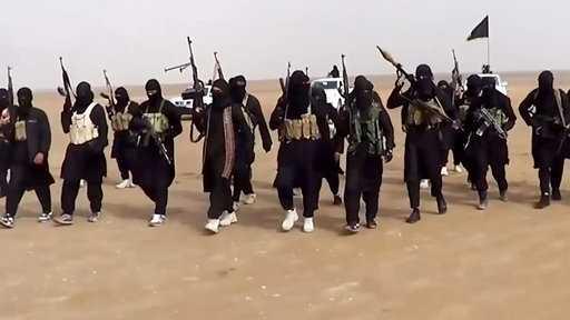 Phiến quân IS xuống tay với cả trẻ em