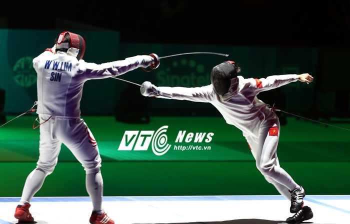 Đoàn Việt Nam thành công ở các nội dung Olympic