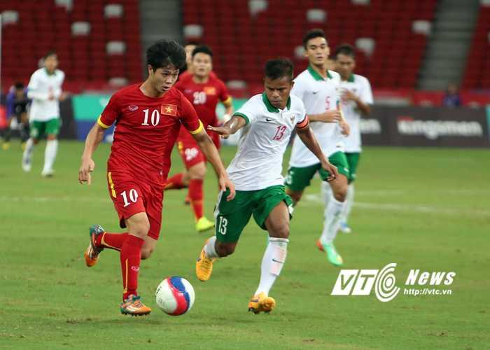 U23 Việt Nam chưa giành được thành công như ý (Ảnh: Phạm Thành)