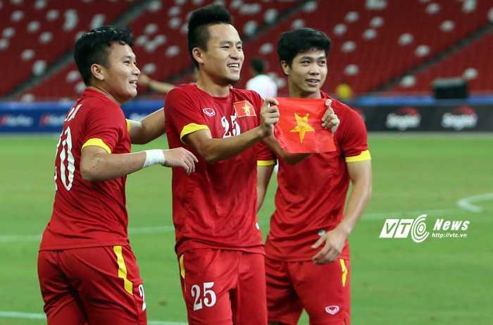 Tiếp tục chờ thành công của bóng đá ở SEA Games (Ảnh: Phạm Thành)