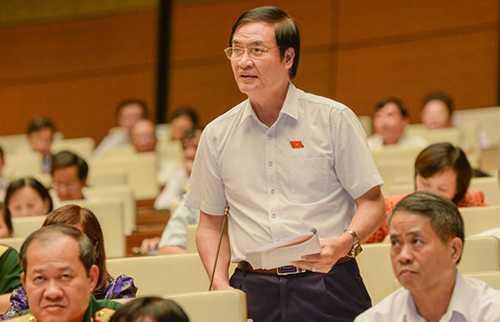Đại biểu Vũ Xuân Trường (Nam Định)