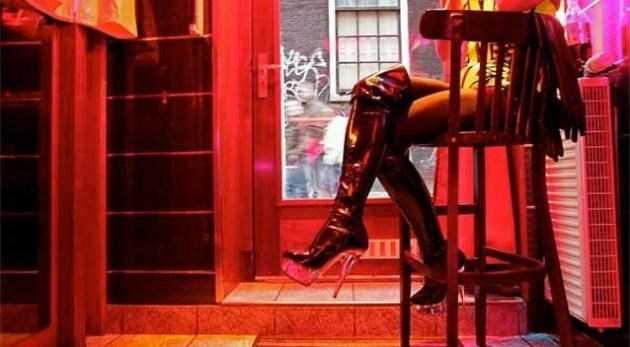 Áo là một trong những nước hợp pháp hóa hoạt động mại dâm