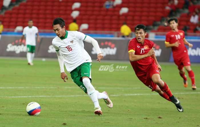 Trận U23 Việt Nam vs U23 Indonesia đang trong vòng nghi vấn                (Ảnh: Pham Thành)