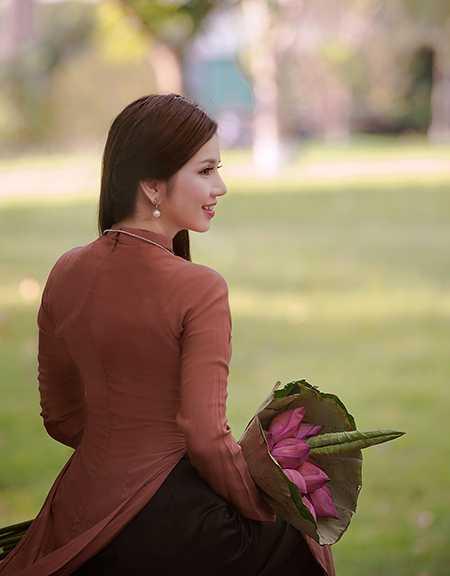 Ngọc Quỳnh sinh năm 1991 đến từ Thành phố cảng Hải Phòng