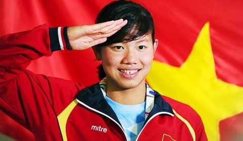 Nữ vận động viên Ánh Viên trở thành hiện tượng của thể thao Việt Nam ở Seagames