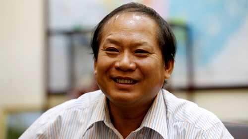 Thứ trưởng Bộ Thông tin và Truyền thông Trương Minh Tuấn. Ảnh: Như Ý