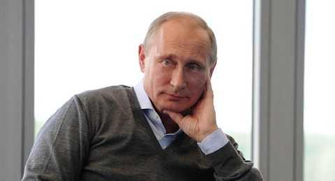 Ông Putin nói rằng mình đang yêu và vẫn được yêu