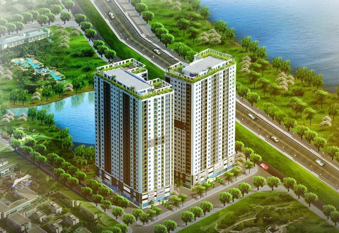 Quận Hoàng Mai có thêm dự án giá 16 triệu đồng/m2