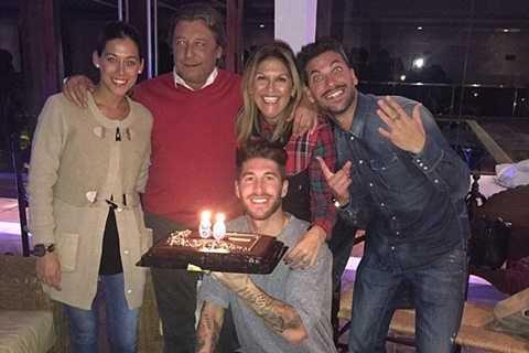 Cha của Ramos là một CĐV Man Utd