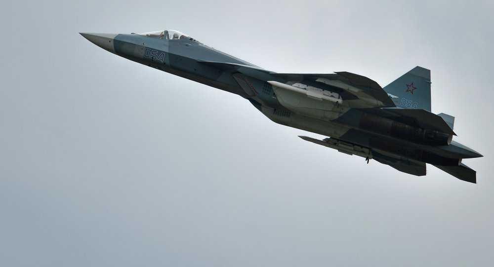 Chiến cơ Sukhoi T-50