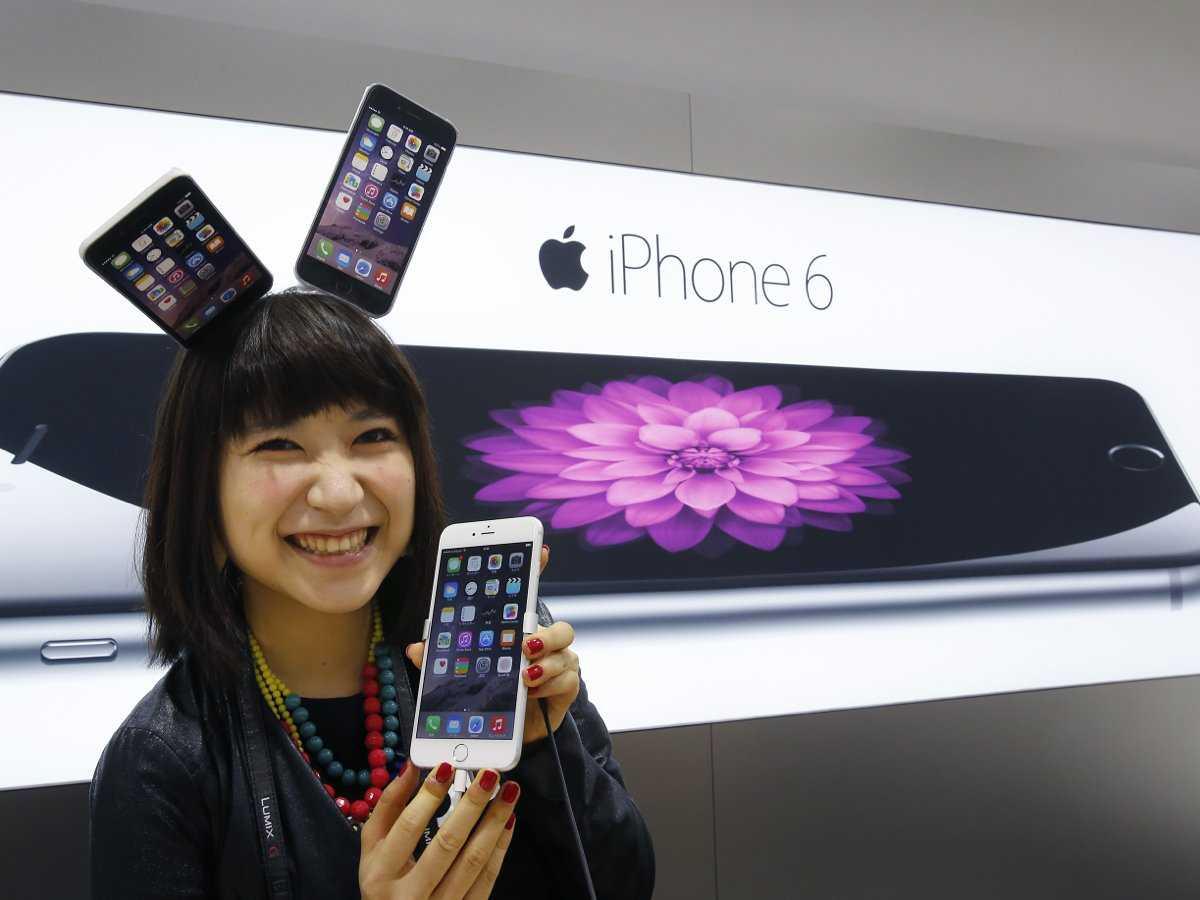 iPhone 6S hay iPhone 7?