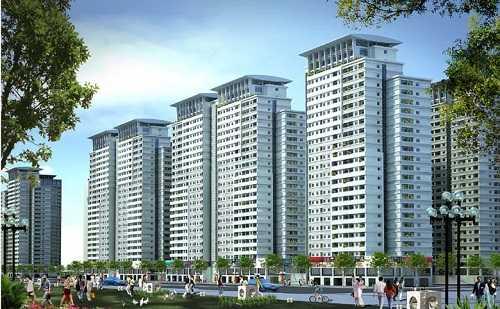 Tiểu khu ParkView Residence được xây dựng với diện tích hơn 10ha gồm 3 tòa chung cư H, J, K cao 25 tầng, là nơi an cư lý tưởng cho những cư dân hiện đại, tri thức.