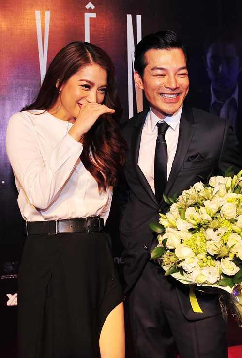 Trương Ngọc Ánh và Trần Bảo Sơn trở thành bạn bè sau khi ly hôn. Cả haiđều ủng hộ sự nghiệp của nhau.