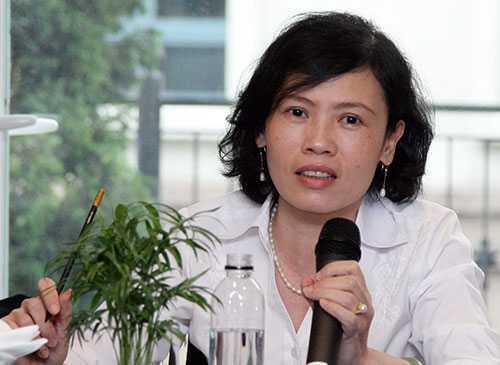 Bà Nguyễn Thị Thúy Hạnh , Thẩm Phán Tòa Án Kinh Tế,  Tòa Án Nhân Dân TP. Hà Nội