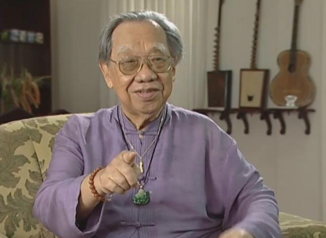 Đối với Giáo sư Trần Văn Khê, người tình lớn nhất của cuộc đời ông chính là âm nhạc.