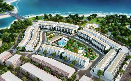 Ra mắt nhà liền kề nghỉ dưỡng tại Quảng Ninh