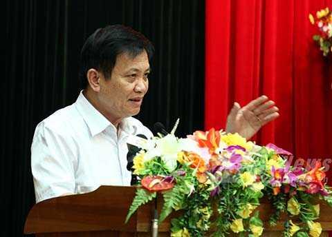 Ông Trần Thọ, Bí thư Thành ủy Đà Nẵng yêu cầu các cơ quan tố tụng nhanh chóng đưa vụ án lừa bán chung cư cho người nghèo ra xét xử công khai