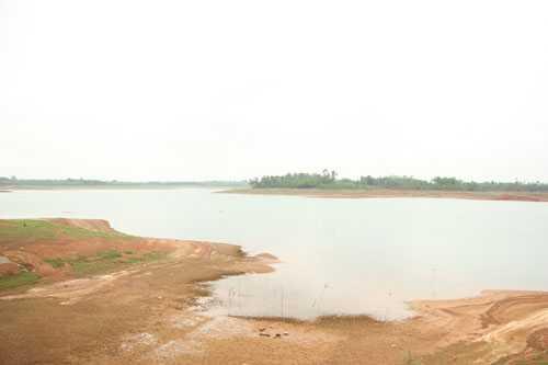 Hồ Kinh Môn, nơi chị Niên chết đuối