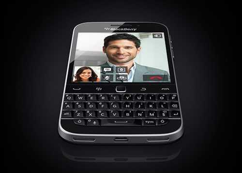 Người dùng smartphone của BlackBerry là các nhân vật cao cấp