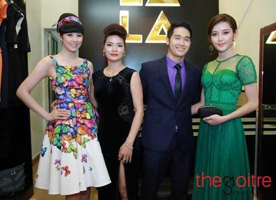 Thương hiệu này được sở hữu bởi 2 người bạn thân của Hoa hậu Ngọc Hân là Doanh nhân Đàm Giang Nam và NTK Lan Anh.