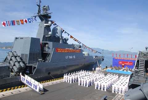 Tên lửa Club cũng được trang bị cho chiến hạm Việt Nam - Ảnh: Kienthuc.net