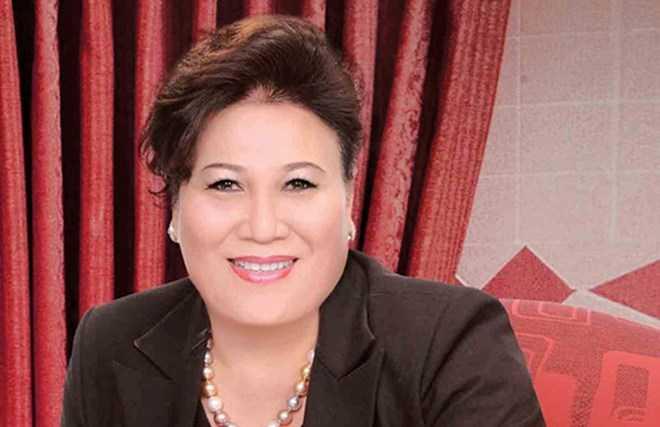 Bà Võ Thị Thanh, Chủ tịch công ty Thuận Thảo