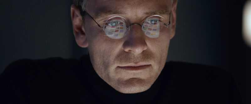 Hình ảnh Steve Jobs trong phim