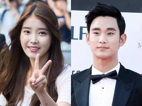 Hai nghệ sĩ đang hot của xứ Hàn (IU và Kim Soo Hyun) vào vai nam nữ chính của phim.