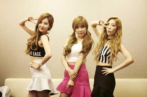 Tiffany, SeoHyun, Tae-Yeon (SNSD) cũng sẽ góp mặt vào The Producer