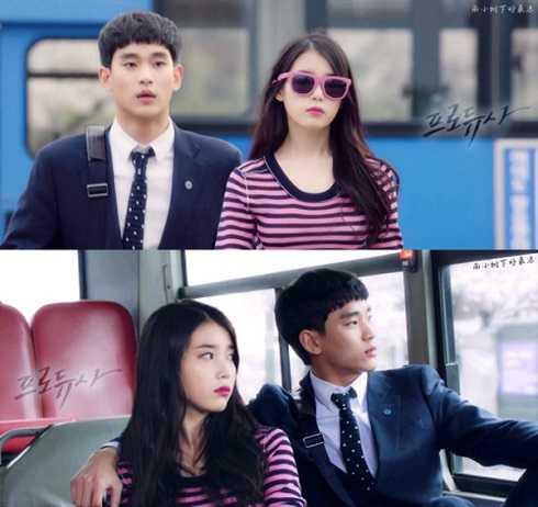 Vai diễn trong The Producer đánh dấu sự thất bại của hai ngôi sao Iu và Kim Soo Hyun