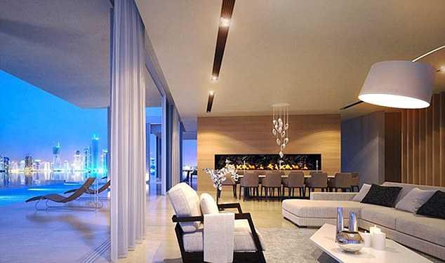 Nội thất được các kiến trúc sư hàng đầu UAE thiết kế và lắp đặt