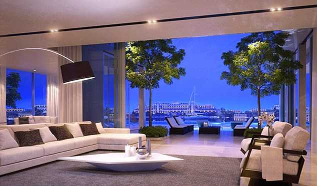 19 triệu USD là cái giá dành cho ngôi nhà sang trọng này