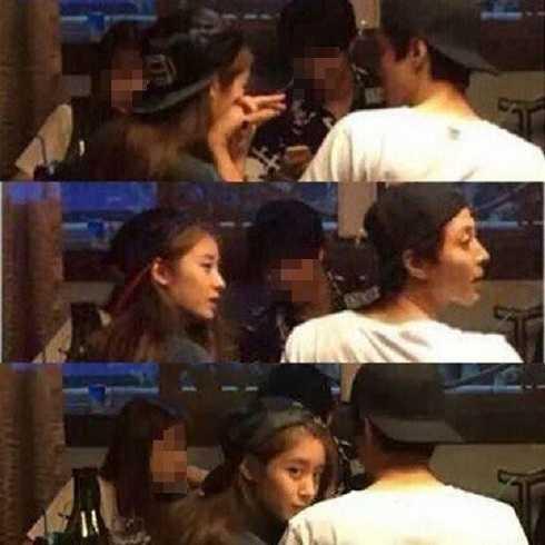 Bằng chứng cho thấy Lee Dong Gun và Ji Yeon đang hẹn hò.