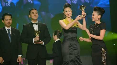 Hóa thân trọn vẹn, vai diễn Trà My đã giúp Maya giành được giải