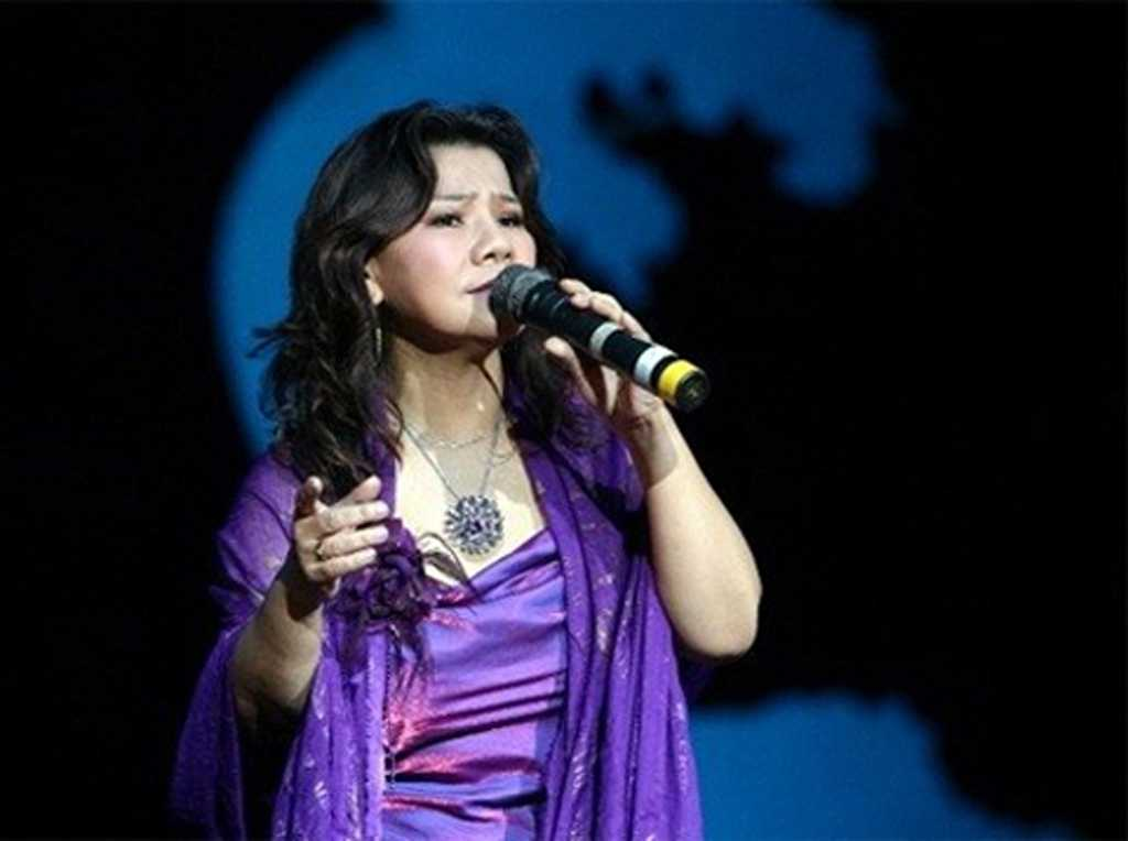 NSND Thanh Hoa làm nên tên tuổi nhiều ca khúc của nhạc sỹ An Thuyên